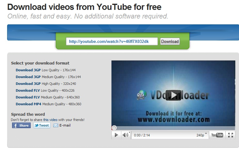 how to download audio from youtube without any software