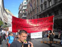 Manifestazione Roma...noi c'eravamo