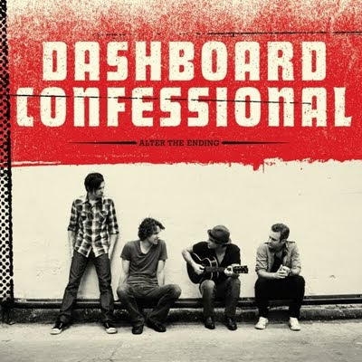 Pining For The Chords New Dashboard Confessional Album Cover Looks