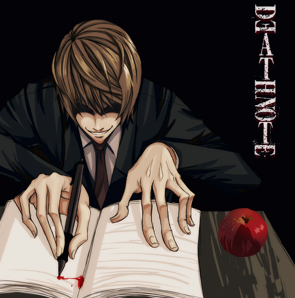 Death Note Kira Quotes. QuotesGram
