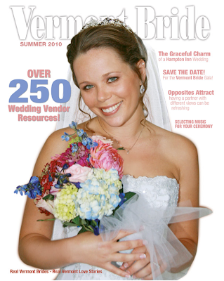 Vermont Bride Magazine Media Kit