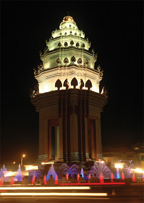 Phnom Penh: Independence Monument