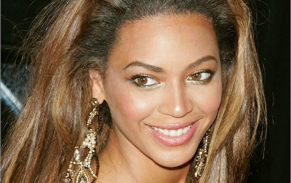 Beyonce Without Weave