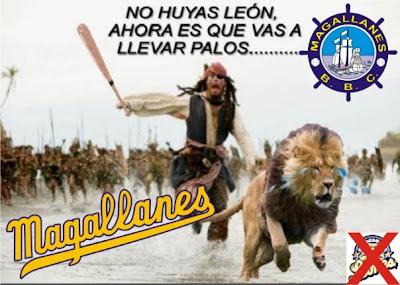 Resumen Completo 5to. Juego de la Final 95-96 Magallanes