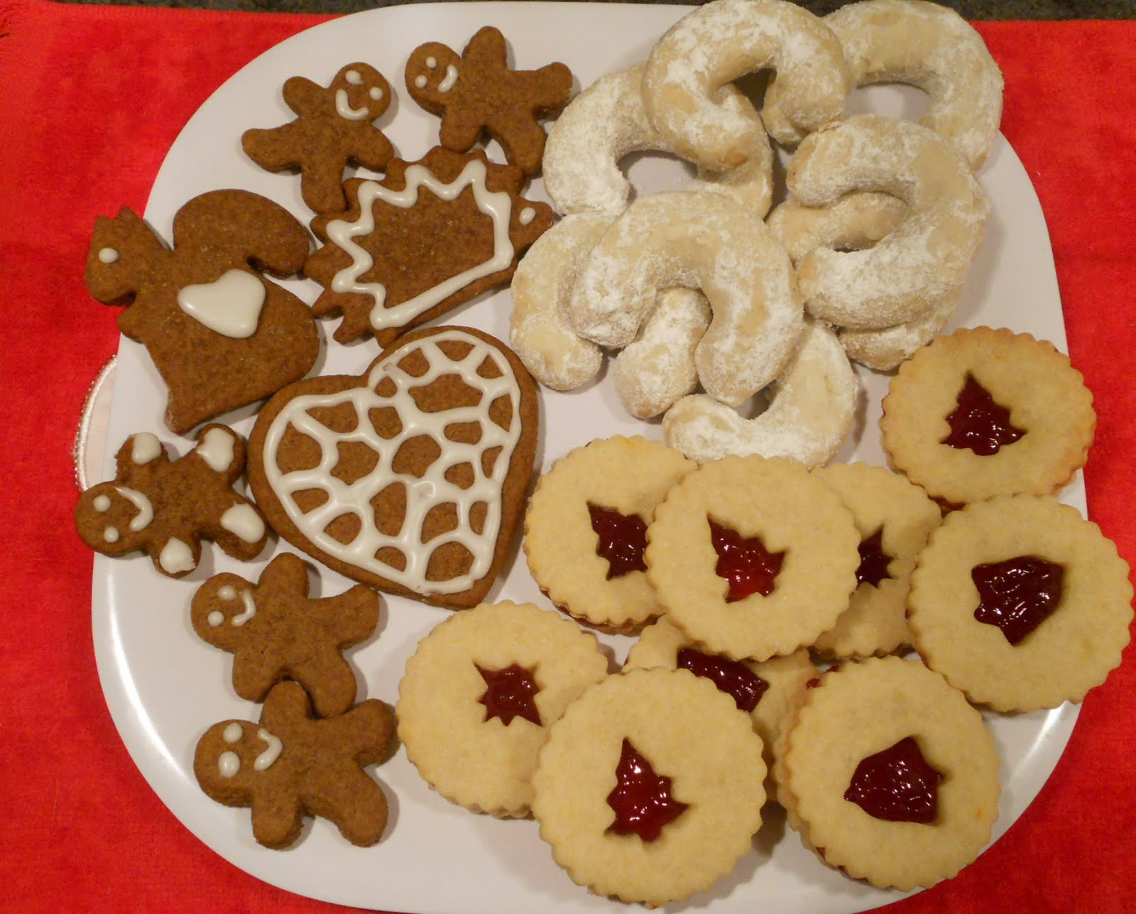Czech holiday cookies recipes
