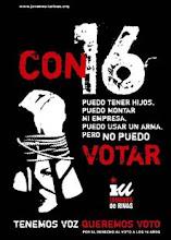 Tenemos voz, Queremos voto