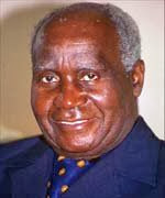 Kenneth Kaunda