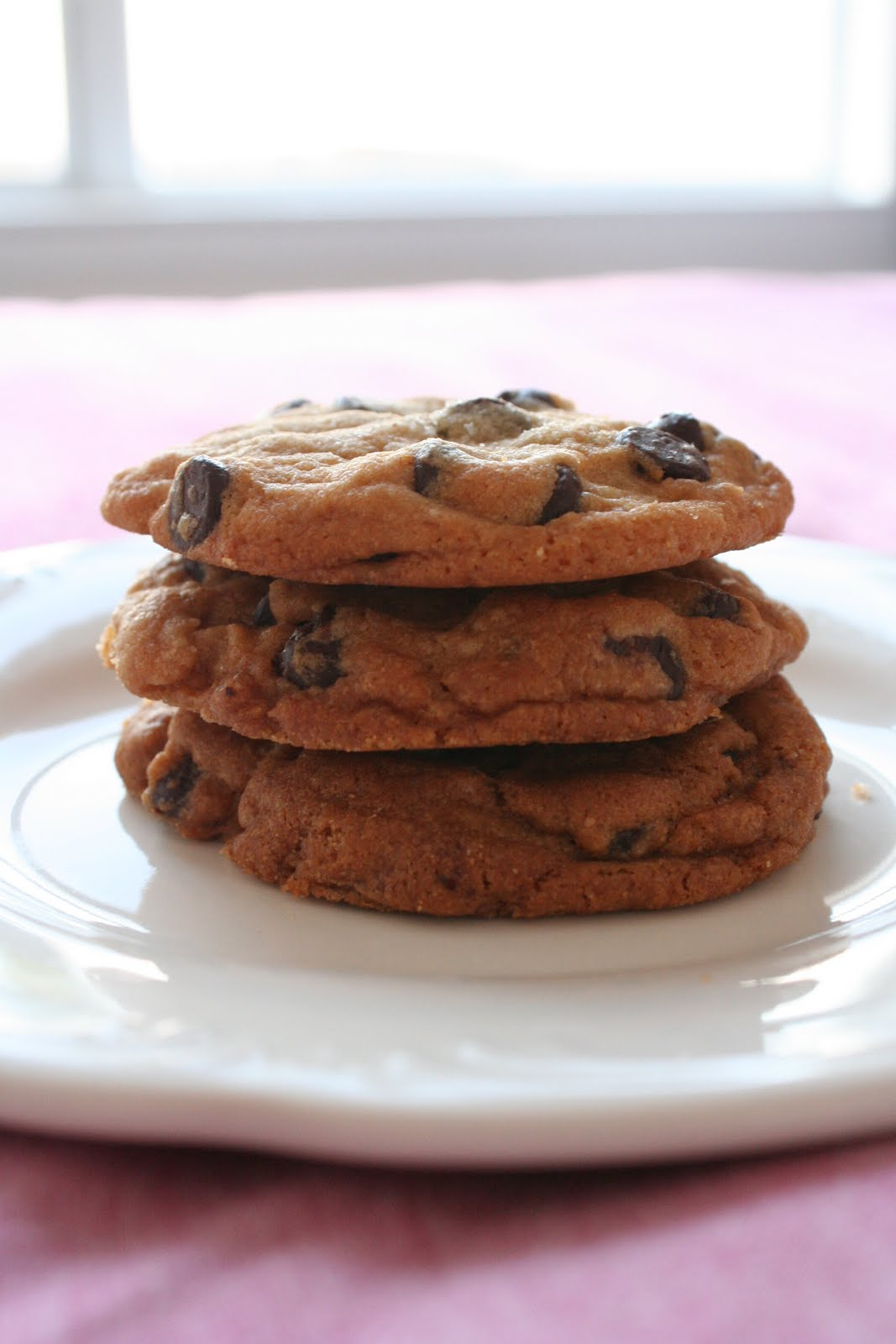 Buttered Up: Consummate Chocolate Chip Cookies