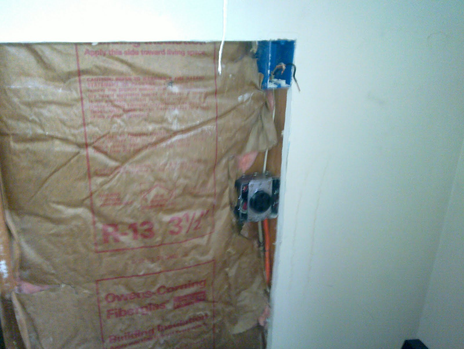 Ians Blog Dryer Outlet Installation Wiring
