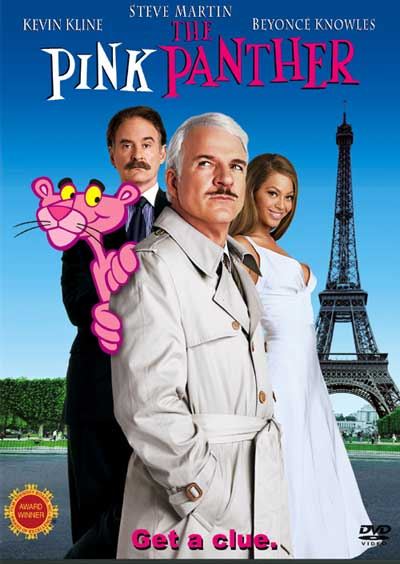 The Pink Panther Poster - Internet Movie Poster Awards Gallery