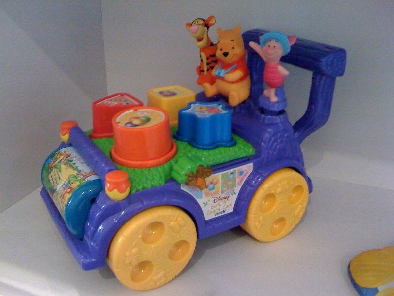 vtech winnie the pooh book | eBay