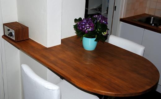 Anne Lise Johnsen: Mitt nye kjøkken