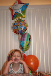 Katarina's 7th Birthday