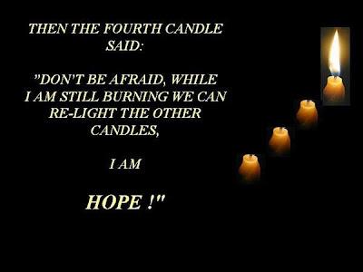 NEVER ENDING HOPE
