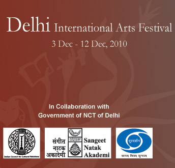 Delhi International Arts Festival 2010