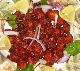 South indian recipe tamil nadu samayal indian food vegetarian chicken boneless fry forumfinder Image collections