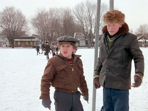 """A Christmas Story"" Quote. "" In our world, you were either a bully, a toady,"