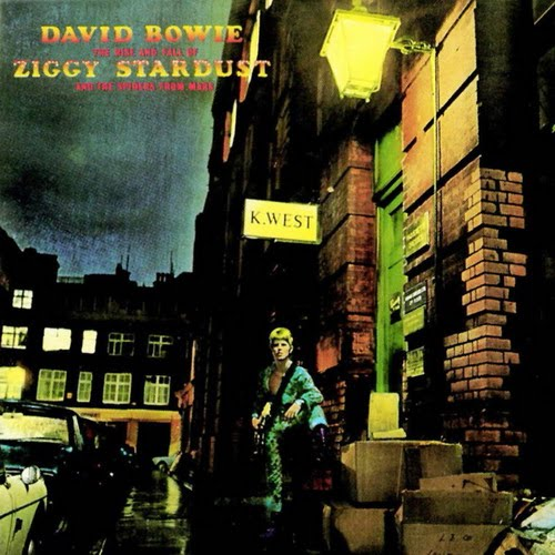 David Bowie - Ziggy Stardust Live London 1973 ... 86 minutos