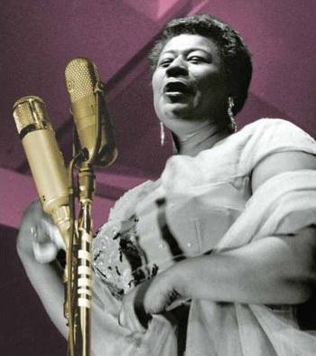 Ella Fitzgerald - Live 1957 & 1963 ... 34 minutos