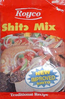 package of shitz mix