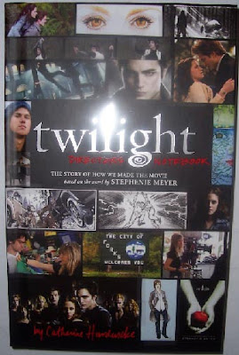 Twilight Directors Notebook photo image picture