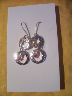 Earrings from Abby
