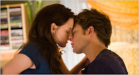 Twilight Edward and Bella Kiss photo image picture