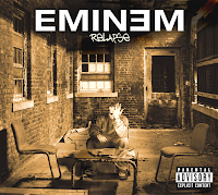 Eminem Relapse Cover art photo image picture