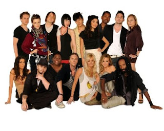 Project Runway Season 6 contestants image photo picture