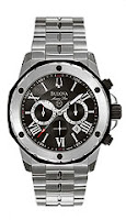 Bulova Watch Marine Star image