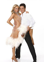 Donny Osmond and Kym Johnson DWTS image