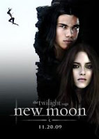 Bella and Jacob New Moon Poster image picture photo