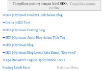 trik blogger