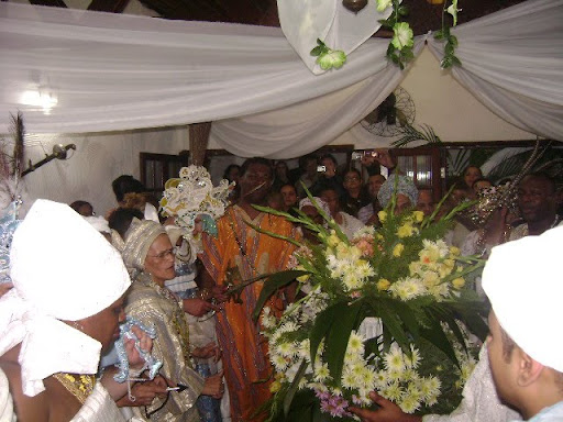 Ilê Alaketu Asé Ògúm Já - São Vicente-SP.