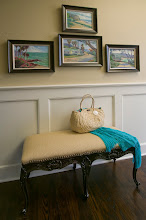 Coastal Landscape Paintings from Zuniga Interiors