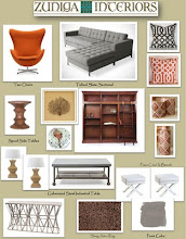 Interiors-To-Go {e-decorating service} from Zuniga Interiors -It's interior design in a box!