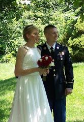 Mr. and Mrs. Christopher Joseph Enloe