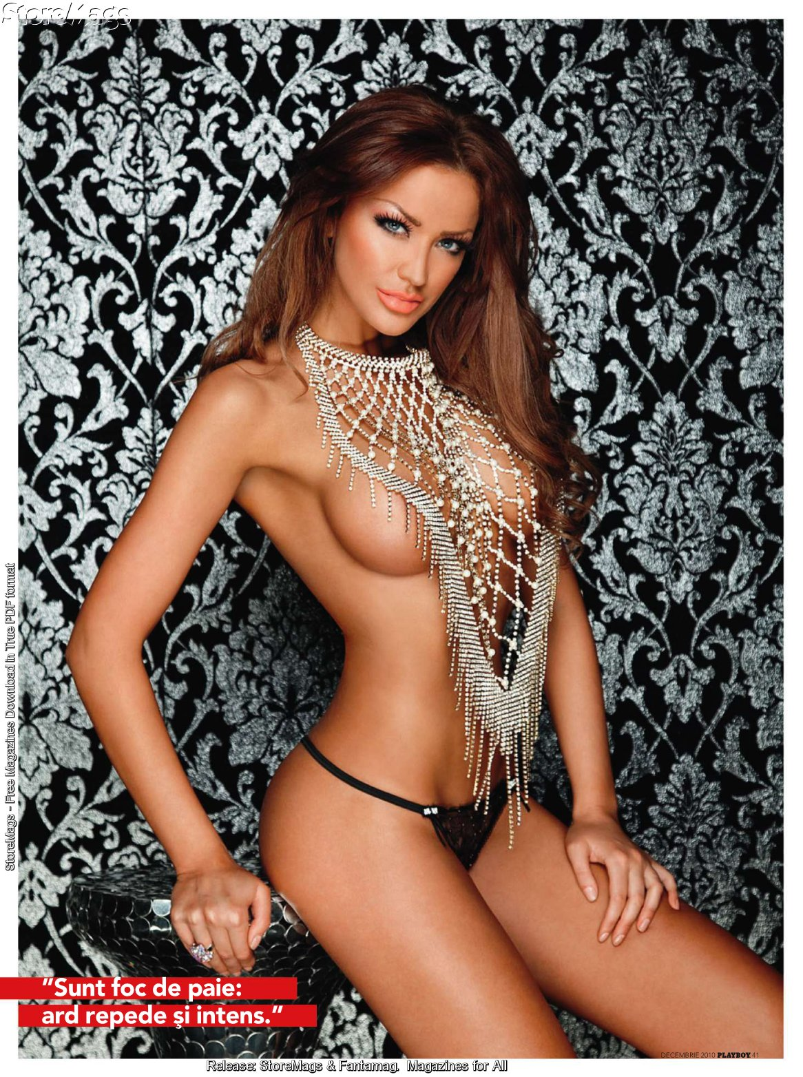 unratedgossip playmate romania fully naked and hot