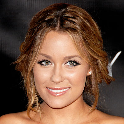 lauren conrad with brown hair. hair Lauren Conrad