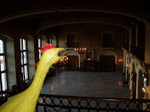 Travelling Rubber Chicken Ghostly Happenings Banff