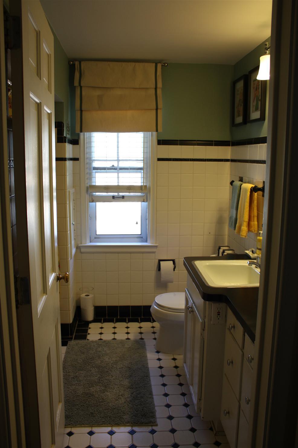 Russet Street Reno: Bathroom refresh