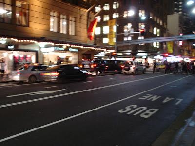 O Centro de Sydney às Quintas DSC06321