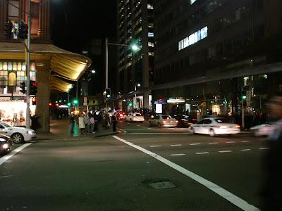O Centro de Sydney às Quintas DSC06330