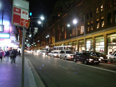 O Centro de Sydney às Quintas DSC06331