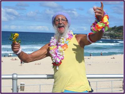 Bondi Beach mr beautiful