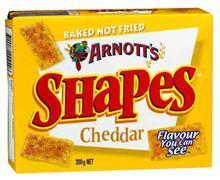 Comida na Austrália product shapes cheddar 4285 large