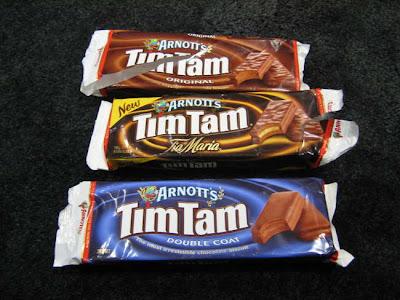 Comida na Austrália timtam2