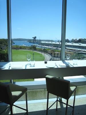 Tem Muito Oriental na Austrália? nsw art gallery cafe