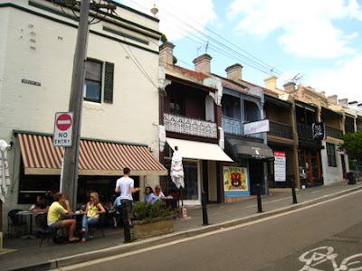 Tem Muito Oriental na Austrália? paddington sydney 5