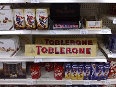 Repost: O Toblerone Gigante 16112007353
